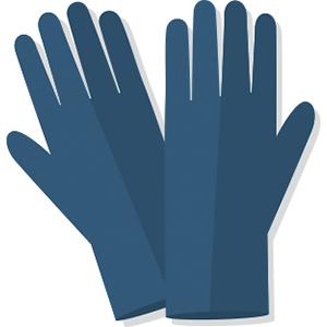 Nitril-Einmalhandschuhe. Latexfrei & Puderfrei. Medizinische Einmalhandschuhe für Wundversorgung oder HLW