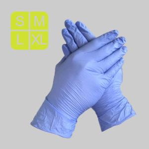 Nitril-Einmalhandschuhe in S, M, L, oder XL