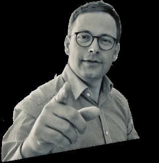 Gunnar Tóth Inhaber von RettEi und Notfallsanitäter