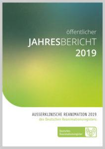 Jahresbericht 2019 vom Deutschen Reanimationsregister