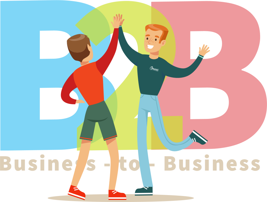 Business to Business mit RettEi