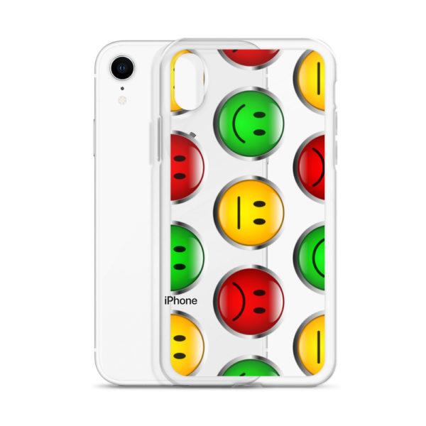 iPhone-Hülle mit Ampelmotiv als Handyhülle