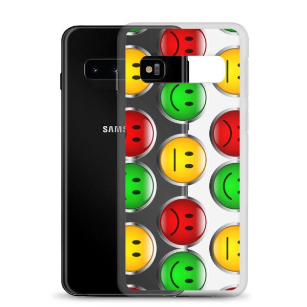 Samsung Galaxy s10 Handyhülle mit Ampelmotiv als Handyhülle