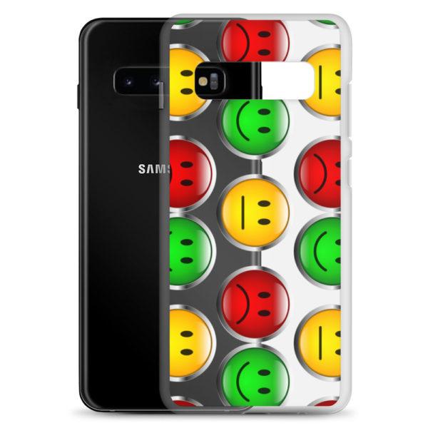 Samsung Galaxy s10 Hülle mit Ampelmotiv als Handyhülle