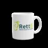 Motivtasse als Kaffeepott mit Henkel RettEi